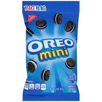Oreo Mini, 3.0 oz. BIG Bag (1 Count)