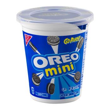 Oreo Mini, Bite Size, 3.5 oz. GO-PACK (1 Count)