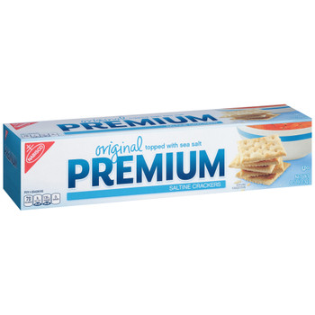 Premium, Original Saltine Crackers, 4.0 oz. (1 Count)
