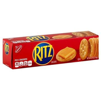 Ritz Crackers, 3.4 oz. (1 Count)