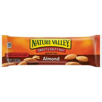 Nature Valley, Sweet & Salty Nut Granola Bar Almond, 1.2 oz. Pack (1 Count)