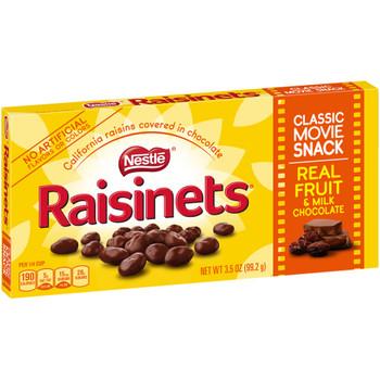 Nestle, Raisinets, 3.5 oz. Theater Box (1 Count)