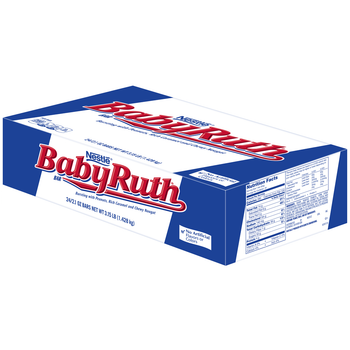 Nestle, Baby Ruth, 2.1 oz. Bars (24 Count)