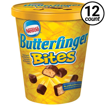 Nestle, Butterfinger Bites, 4.0 oz. Container (12 Count)