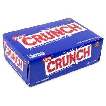 Nestle, Crunch Bar, 1.55 oz. Bars (36 Count)