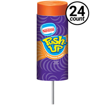 Nestle, Push Up Orange Frozen Treat, 2.75 oz. (24 Count)