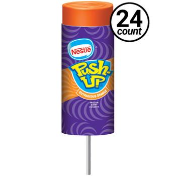 Nestle, Push Up Orange Frozen Treat, 2.75 oz. (24 Count)