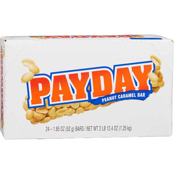 PayDay, 1.85 oz. Bars ( 24 Count)