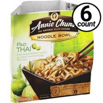 Annie Chun's Noodle Bowl, Pad Thai, 9.1 oz. (6 Count)