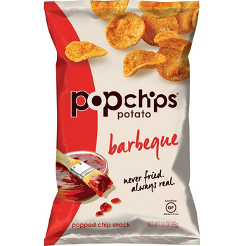 Popchips, Barbeque, 3.5 oz. Bag (1 Count)