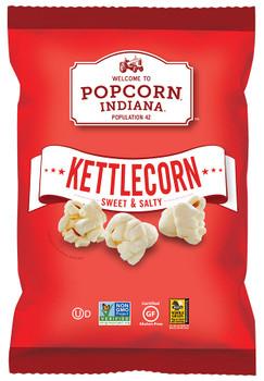 Popcorn, Indiana, Original Kettle Corn, 1.0 oz. Bag (1 Count)