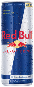 Red Bull Energy Drink, 8.3 oz. Can (1 Count)