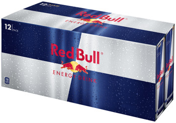 Red Bull, 16 oz. Cans (12 Count Case)