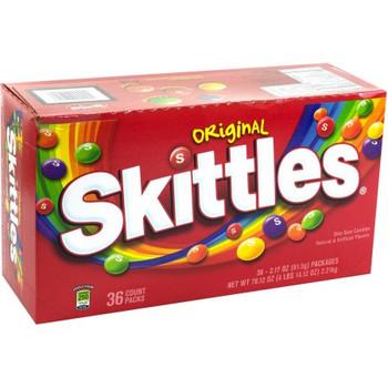 Skittles Original, 2.17 oz. Packs (36 Count)
