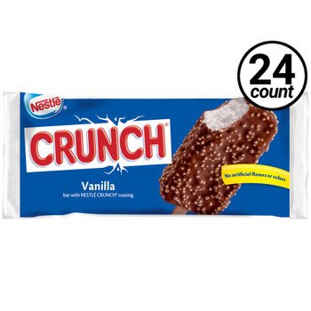 Nestle Crunch Frozen Bar, 3 Oz (24 Count)