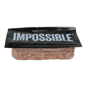 Impossible Foods, Burger Bricks, 4-5 lb, (1 count)