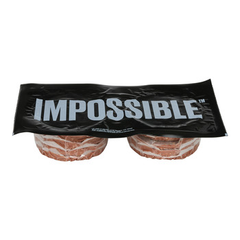 Impossible Foods, Burger Patties, .25 lb, (40 count)