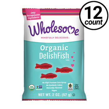 Wholesome Organic DelishFish, 2 oz. (12 count)