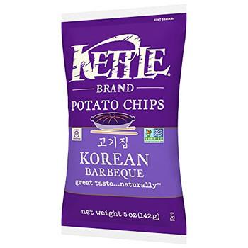 Kettle Brand, Korean BBQ, 5.0 oz. (1 count)