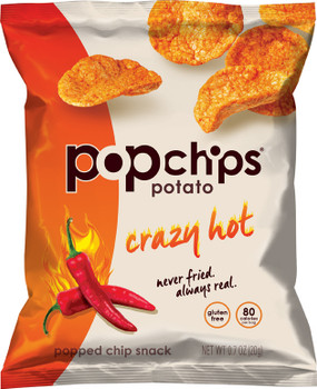 Popchips, Crazy Hot, 0.7 Oz (1 Count)