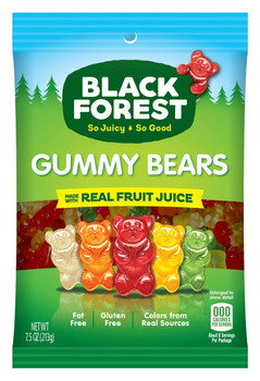Black Forest Gummy Bears 7.5 oz. (1 count)