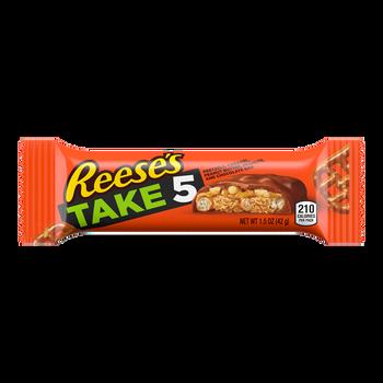 Reese's Take 5 Bar, 1.5 Oz (18 Count)
