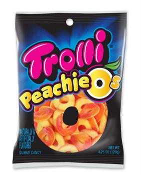 Trolli, Peachios, 4.25 Oz Bag (1 Count)