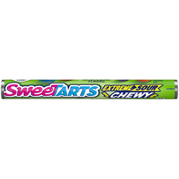 SweeTarts, Chewy Sour Candy, 1.65 oz. pouch (24 count)