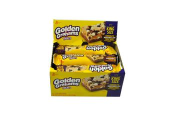 Golden Grahams Chocolate Marshmallow Bars, 2.1 Oz Bar (12 Count)