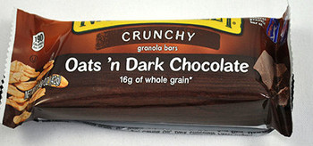 Nature Valley Granola Bar, Oats N Dark Chocolate, 1.5 Oz Bar (18 Count)