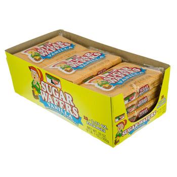 Keebler, Sugar Wafers, Vanilla, 2.75 Oz Bag (12 Count)