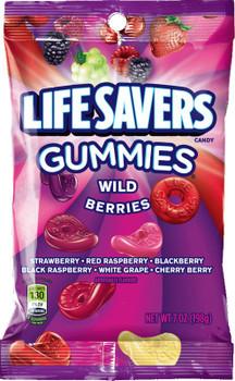 Life Savers Gummies Wild Berry 7 Oz bag (1 count)