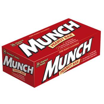 Munch Peanut Bar, 1.42 Oz Bar (36 Count)