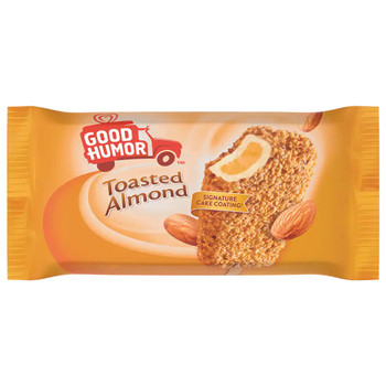 Good Humor Toasted Almond Bar, 4.0 oz. (24 count)