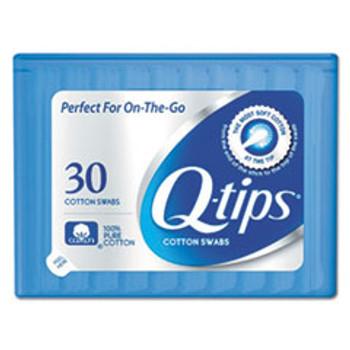 Q-Tips Cotton Swabs, 30-Pack (1 Count)