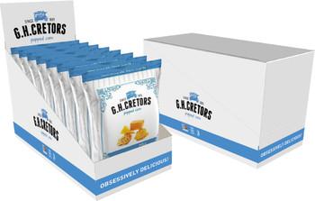 G.H. Cretors Carmel Chedder Popcorn Mix, 1.5 oz Bag (8 count)