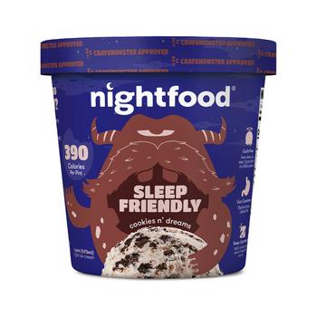Nightfood Cookies N' Dreams, Pint (1 count)