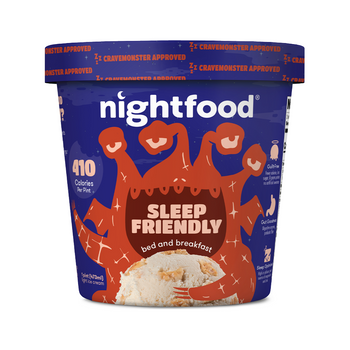 Nightfood Bed and Breakfast, Pint (1 count)