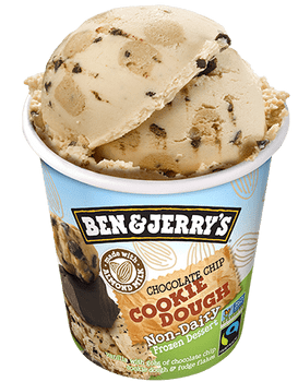 Ben & Jerry's, Non Dairy Chocolate Chip Cookie Dough Pint (1 count)