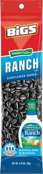 BIGS, Sunflower Seeds, Hidden Valley Ranch SLAMMER, 2.75 oz. (12 Count)
