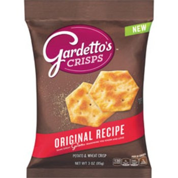 Gardetto's Crisps, Original, 3.0 oz. bag (1 count)