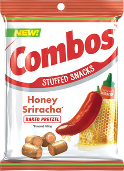 Combos, Honey Siracha, 6.3 oz. bag (1 count)