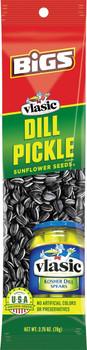 BIGS, Sunflower Seeds, Vlasic Dill Pickle SLAMMER, 2.75 oz. (12 Count)