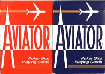 Aviator Playing Cards. Poker. (1 Deck)