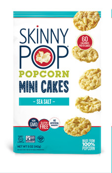 Skinnypop Mini Cakes, Seal Salt 5 oz. (1 count)