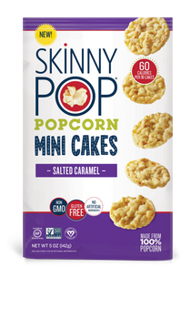 Skinnypop Salted Caramel Mini Cakes, 5.0 oz. (1 count)