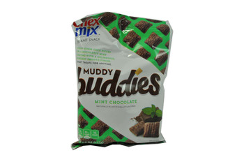 Chex Mix, Muddy Buddies Mint Chocolate, 4.5 oz. bag (1 count)