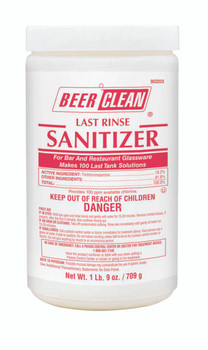 Beer Clean, Last Rinse Sanitizer, 25 oz (2 ct)