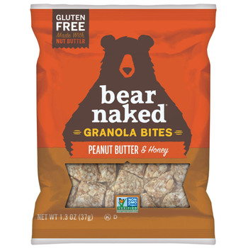 Bear Naked Granola, Peanut Butter & Honey Bites, 1.3 oz (50 count)