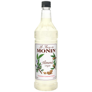 Monin, Almond Syrup, 1 L.  (4 Count)